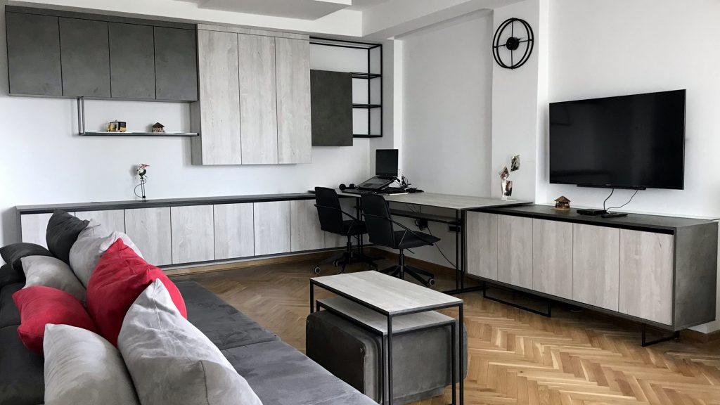 Apartment Zivkovic, Belgrade, Serbia